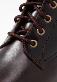 Panama Jack - LILIAN IGLOO - Lace-up ankle boots - marron/brown - 2
