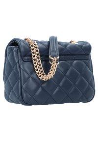 Valentino Bags - Taška spříčným popruhem - blue - 2