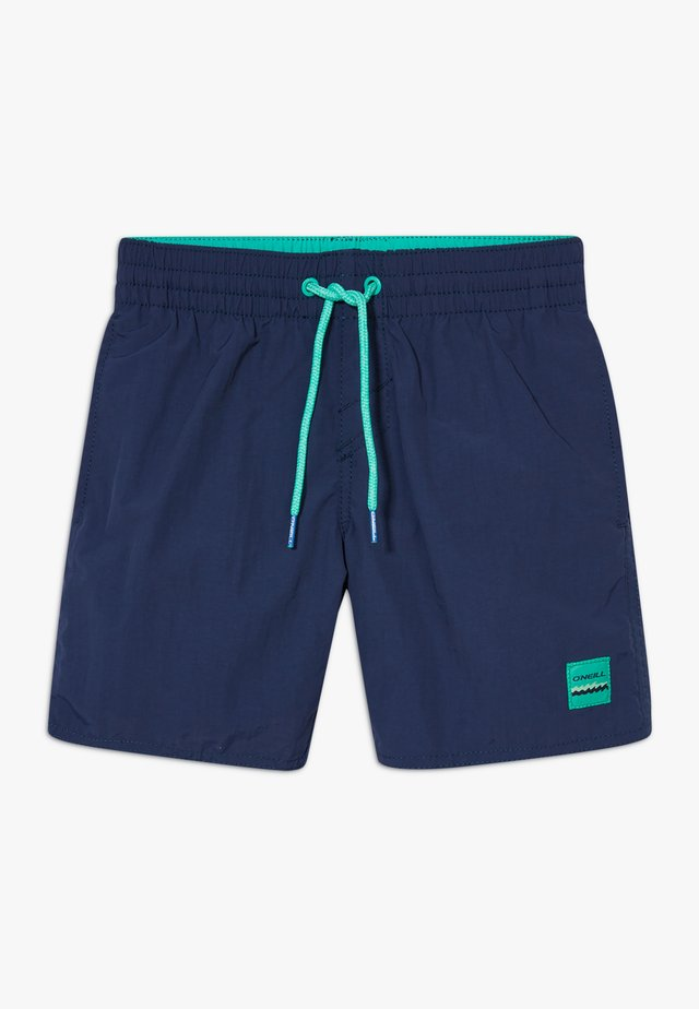 VERT - Shorts da mare - dark blue
