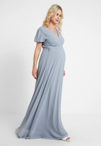 TFNC Maternity - EXCLUSIVE KATIA - Occasion wear - grey blue - 2