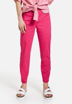 Slim fit jeans - rasberry