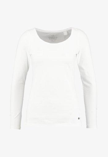 CORE NOOS OCS T - Longsleeve - white