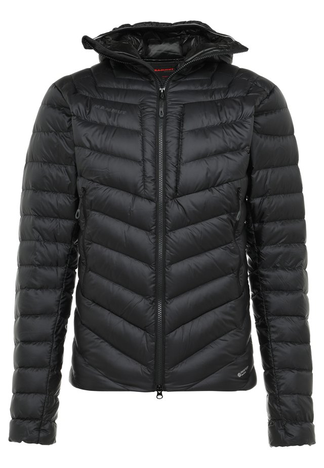 BROAD PEAK IN HOODED - Doudoune - black/phantom