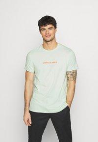 YOURTURN - Print T-shirt - green - 0