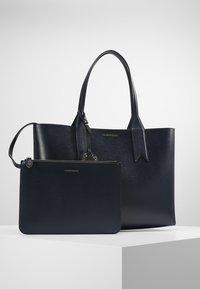 Emporio Armani - FRIDA - Handbag - dark blue - 4
