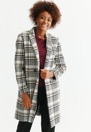SOWIA - Classic coat - black