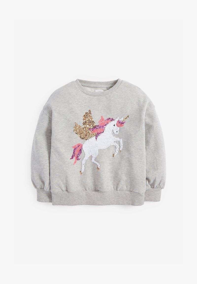 Next - Sweater - grey