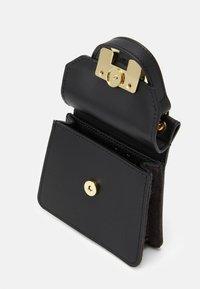 Maison Hēroïne - NANO MARLENE - Handbag - black - 2