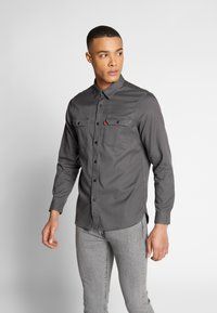 Levi's® - JACKSON WORKER - Camicia - forged iron - 2