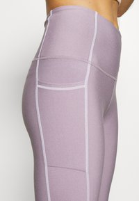 Cotton On Body - CONTOUR - Tights - faded grape marl - 4