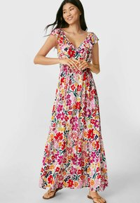 C&A - Maxi dress - multicoloured - 0