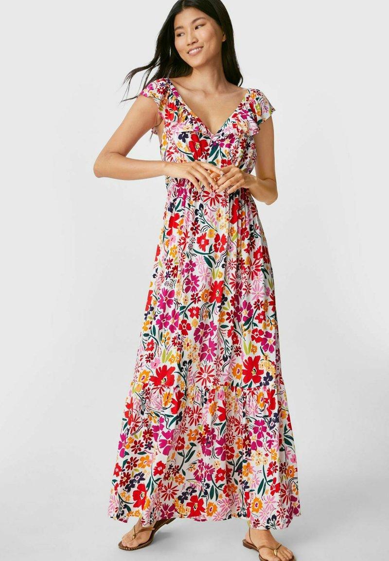 C&A - Maxi dress - multicoloured