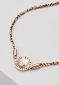 Emporio Armani - Bracelet - roségold-coloured - 3