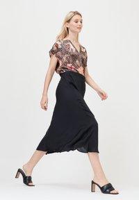 Dea Kudibal - ERICA - A-line skirt - black - 1