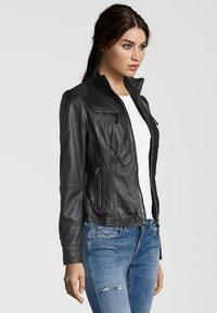 7eleven - EVIANA - Leather jacket - black - 2