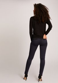 Morgan - STANDARD WAISTED SKINNY TROUSERS - Jeans Skinny Fit - dark blue - 2