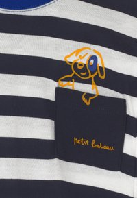 Petit Bateau - COMBICOURT - Jumpsuit - smoking/marshmallow - 2