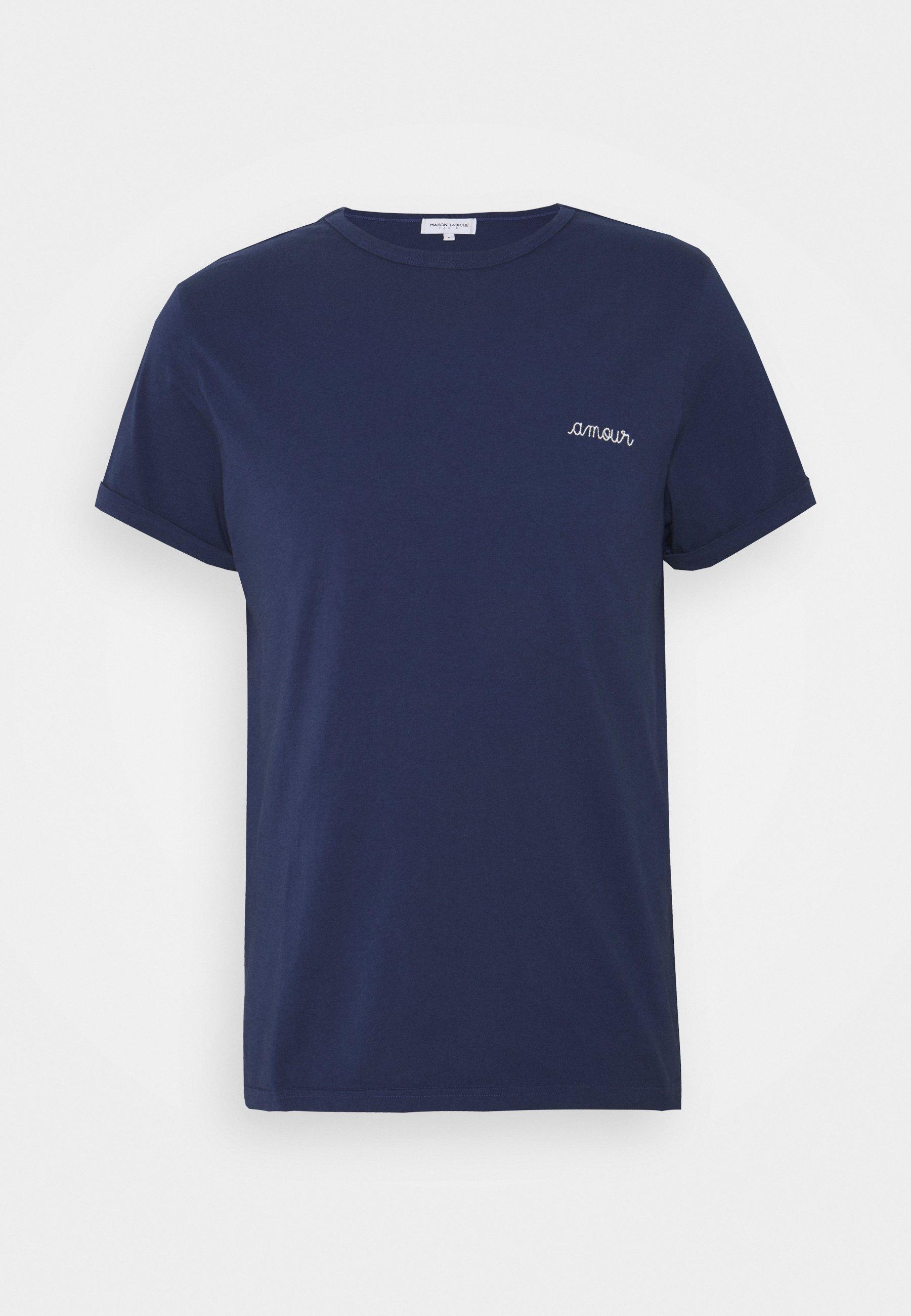 Homme CLASSIC TEE AMOUR - T-shirt basique
