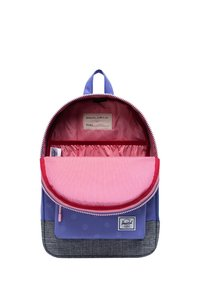 Herschel - School bag - dusted peri heat press polka/raven crosshatch - 3