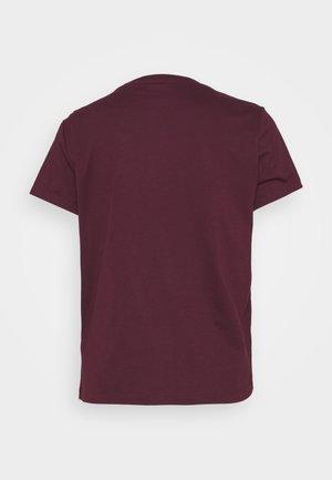 GRAPHIC TEE  - T-shirt imprimé - maroon