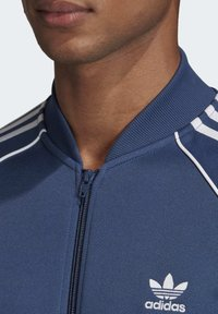adidas Originals - SST TRACK TOP - Bomberjacke - blue - 4