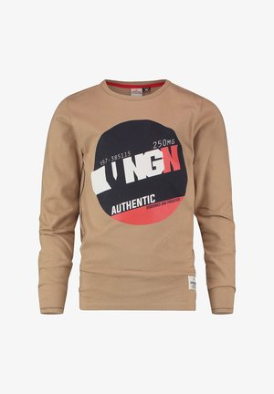 HURUNO - Longsleeve - earth