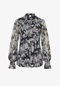 DESOTO - GELFREI - Button-down blouse - dunkelblau - 5