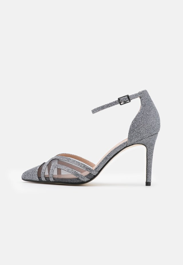 DANITA DI - Zapatos altos - pewter