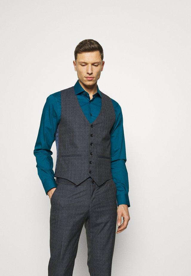 VINTER WAIST COAT - Waistcoat - dark blue