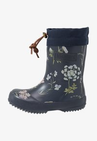 Bisgaard - THERMO BOOT - Regenlaarzen - blue - 1