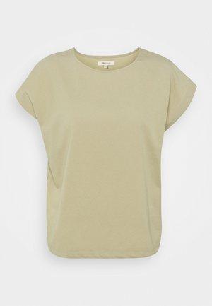 IRONWOOD SQUARE TEE - Basic T-shirt - ash green