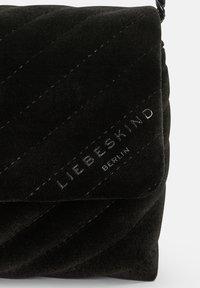 Liebeskind Berlin - Across body bag - black - 5