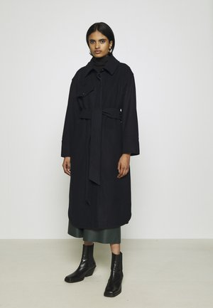 BOEL COAT - Mantel - navy