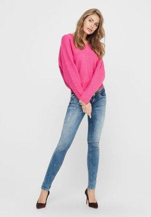 ONLTORI  - Jumper - shocking pink