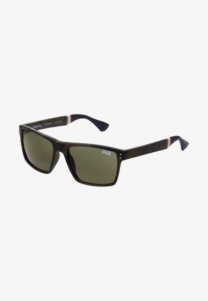 YAKIMA - Gafas de sol - khaki/black