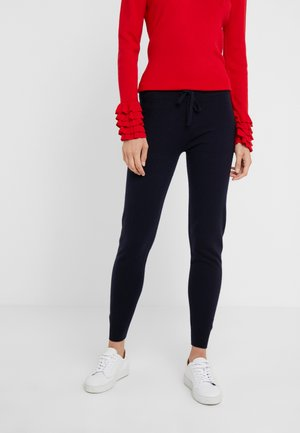 CASHMERE - Trainingsbroek - dark navy