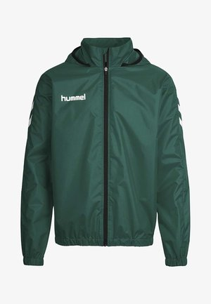 CORE SPRAY  - Training jacket - evergreen