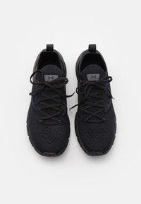 Under Armour - Zapatillas de running neutras - black - 3