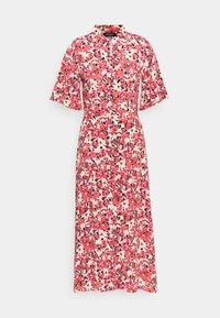 Soaked in Luxury - SLINDIANA RAFINA  - Shirt dress - multifloral cardinal - 0