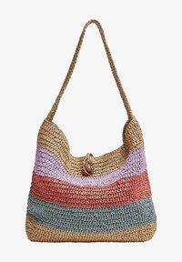 PULL&BEAR - Tote bag - multi-coloured - 0