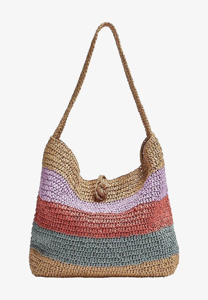 PULL&BEAR - Tote bag - multi-coloured