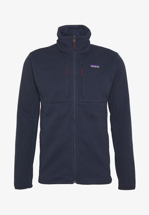 BETTER SWEATER - Fleecejakke - new navy