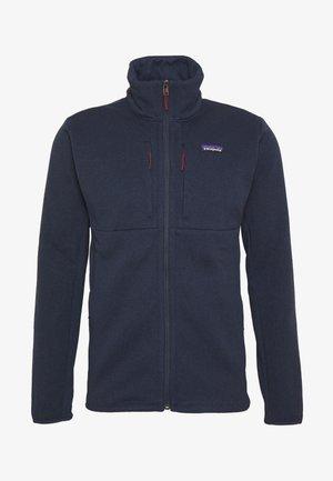BETTER SWEATER - Fleece jacket - new navy
