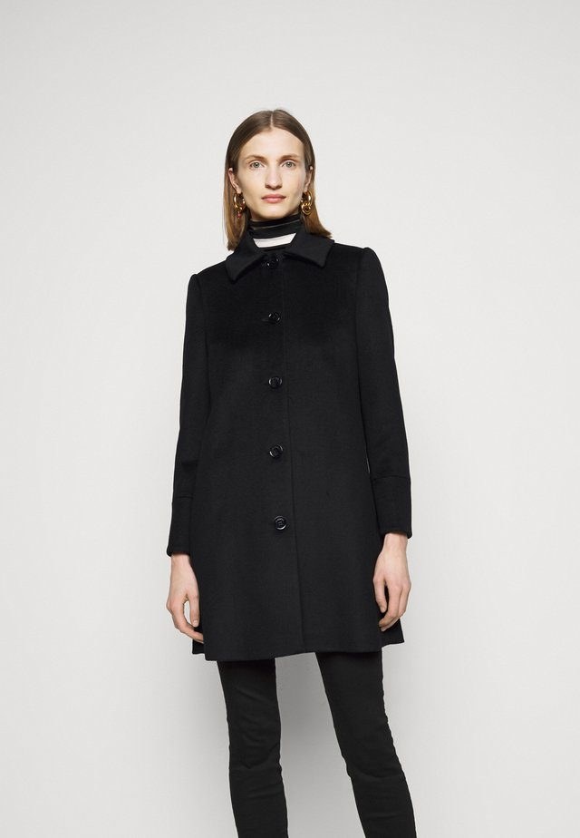 JET - Wollmantel/klassischer Mantel - black