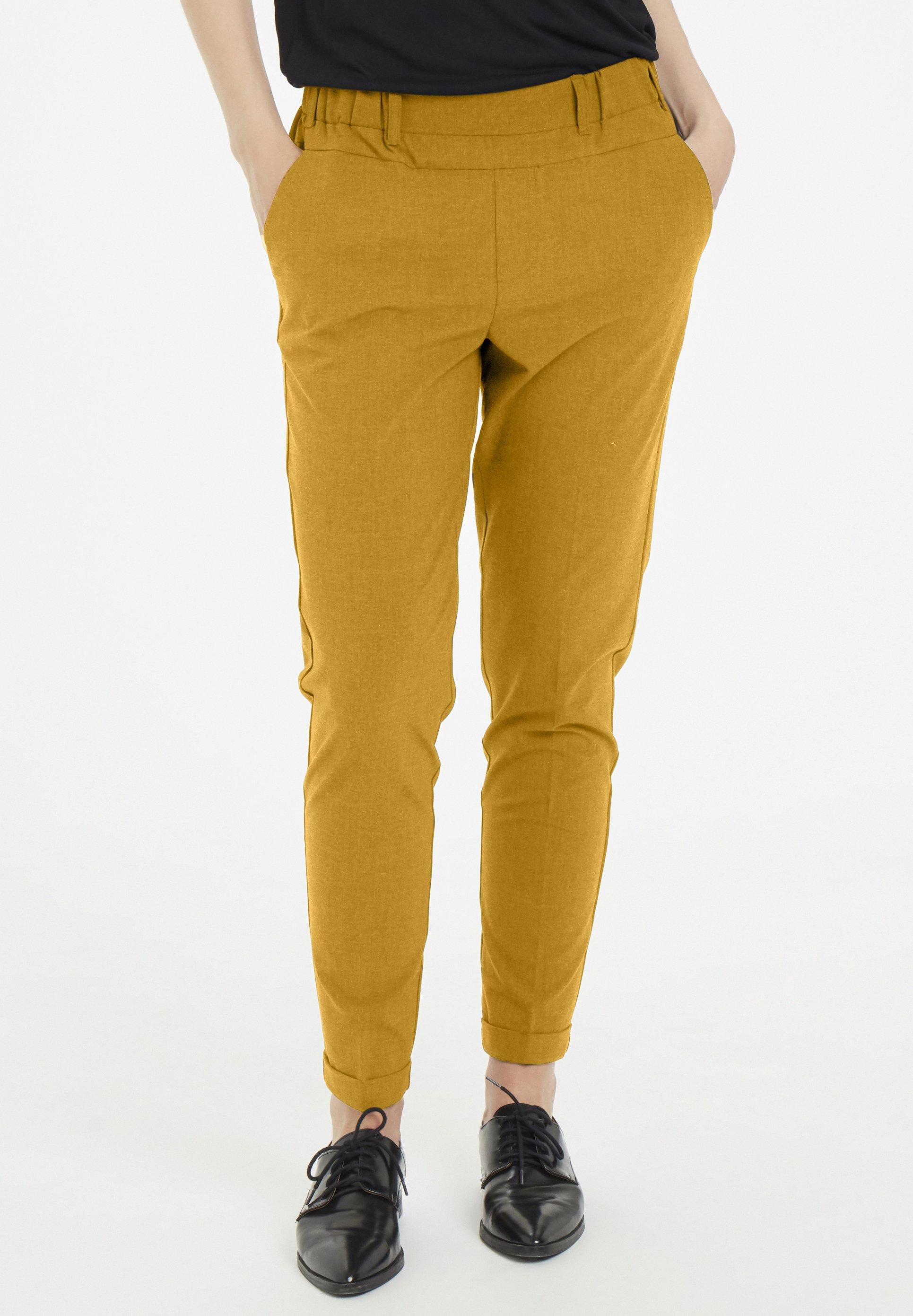 Best Selling New And Fashion Women's Clothing Kaffe NANCI JILLIAN Trousers buckthorn G3ArFUMAY pi7TYpVw6