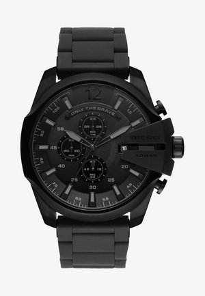MEGA CHIEF - Chronograph watch - schwarz