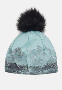 Eisbär - DRAW CRYSTAL - Bonnet - schwarz/frost/schwarz - 2