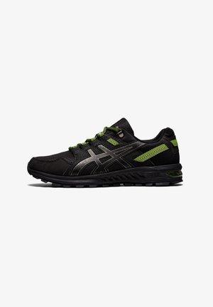 A0H - Sneakers laag - black/black