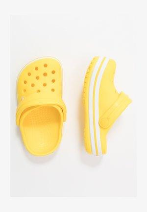 CROCBAND - Pool slides - lemon