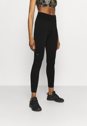 RUSH SEAMLESS ANKLE - Leggings - black